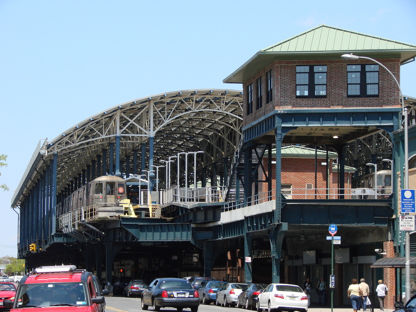Stillwell Avenue Terminal, NYC
